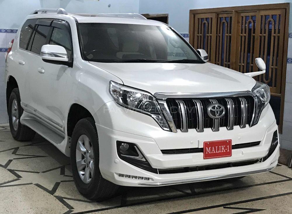 Toyota Prado - 2014 Malik-1 Image-1