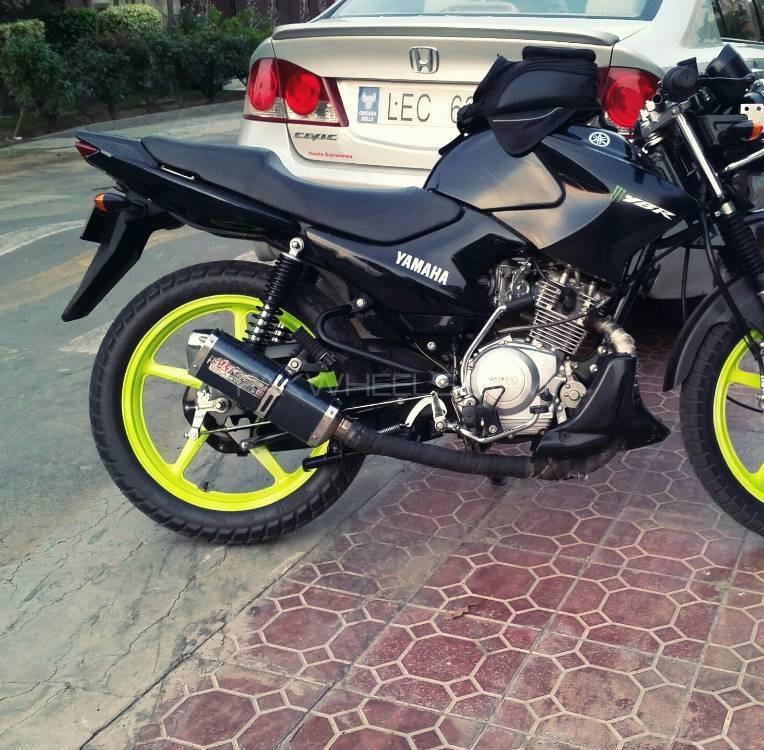 Yamaha YBR 125G - 2016  Image-1