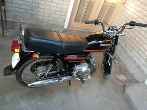 Honda CD 70 - 1985