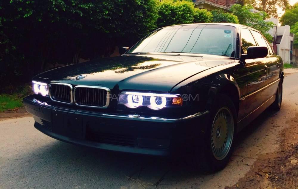 BMW 7 Series - 2000  Image-1