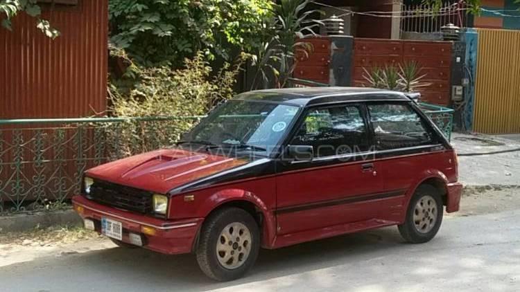 Daihatsu Charade - 1984  Image-1