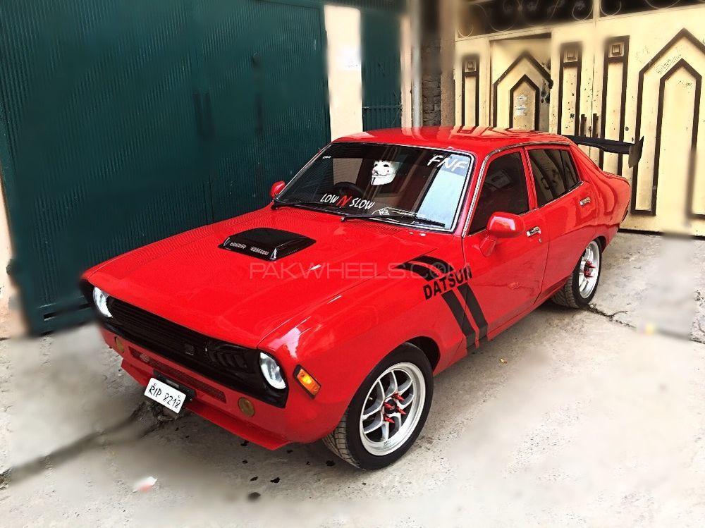 Datsun 120 Y - 1976  Image-1