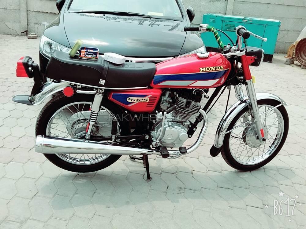 Honda CG 125 - 2016  Image-1