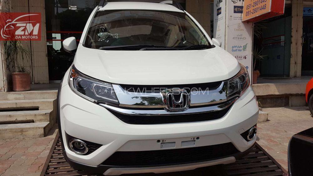 Honda BR-V - 2017  Image-1