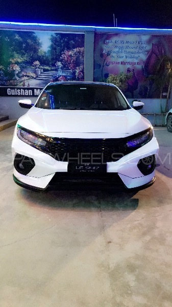 Honda Civic - 2016 ALI RAZA  Image-1