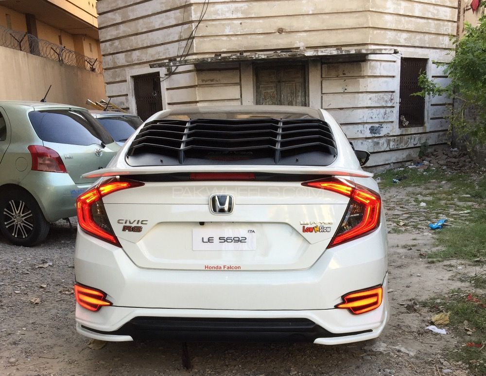 Honda Civic - 2017 Gori Image-1