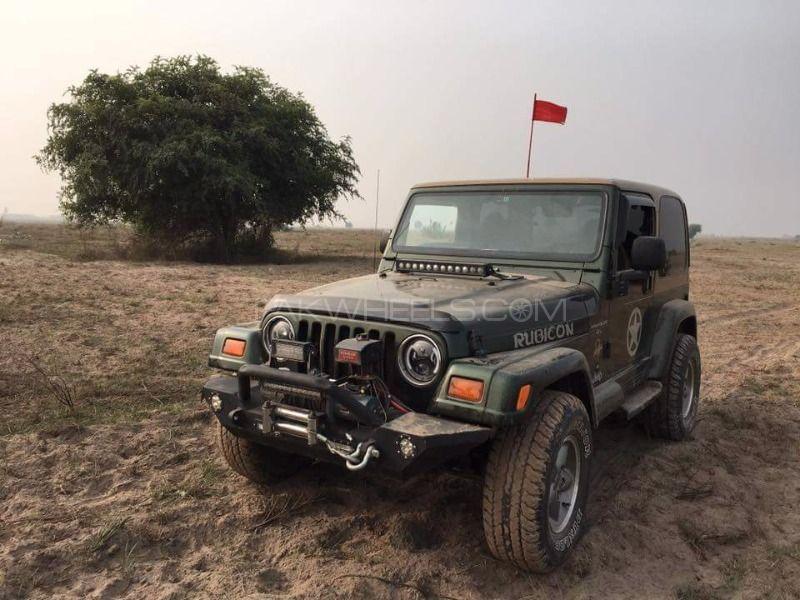 Jeep Wrangler - 2004  Image-1