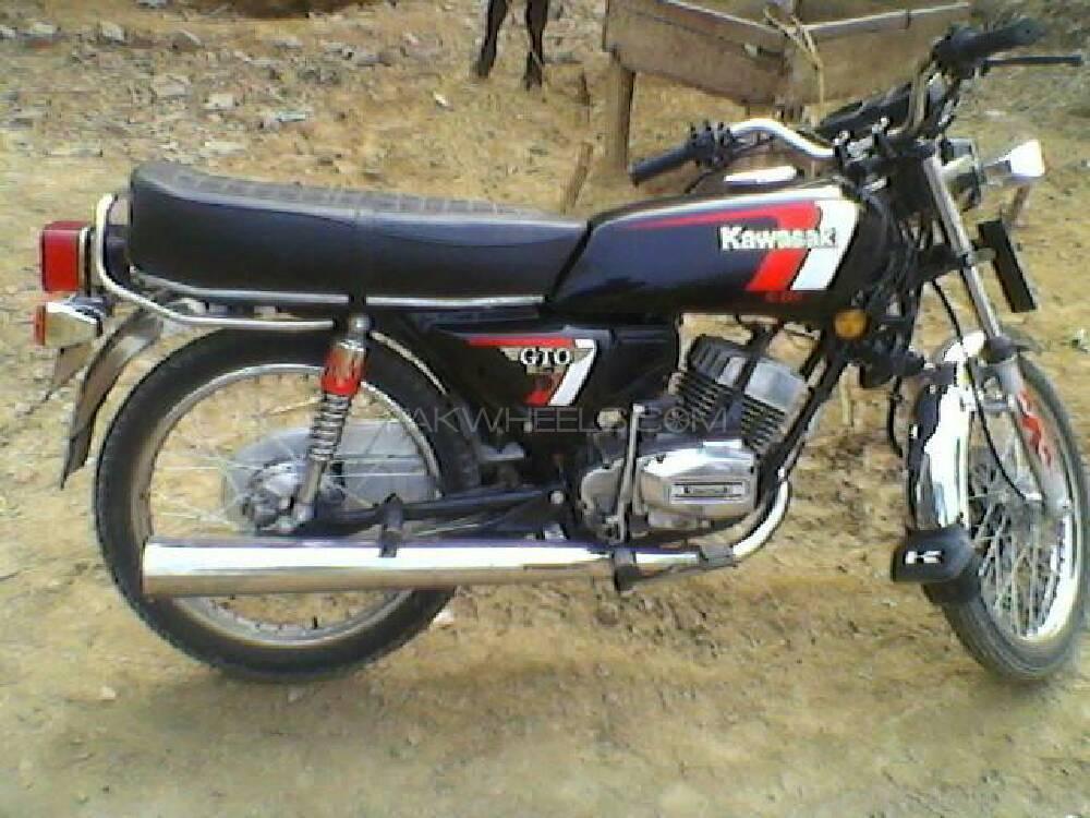 Kawasaki GTO 100 - 1990 killer Image-1