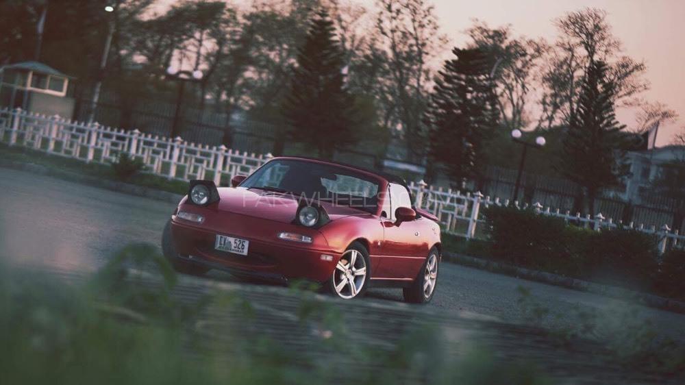 Mazda Mx 5 - 1991  Image-1