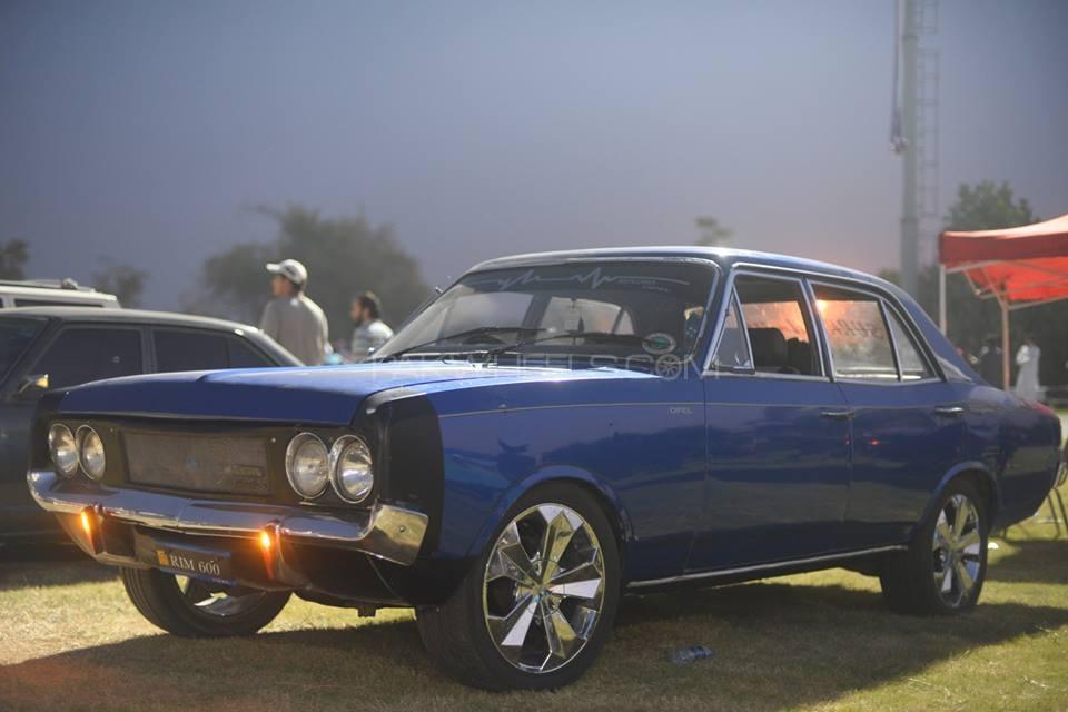 Opel Rekord - 1969  Image-1