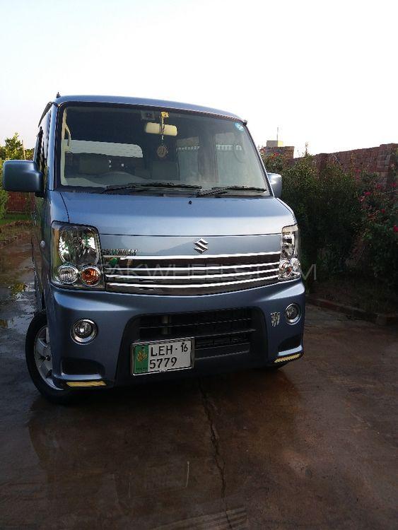 Suzuki Every Wagon - 2016 wagon Image-1