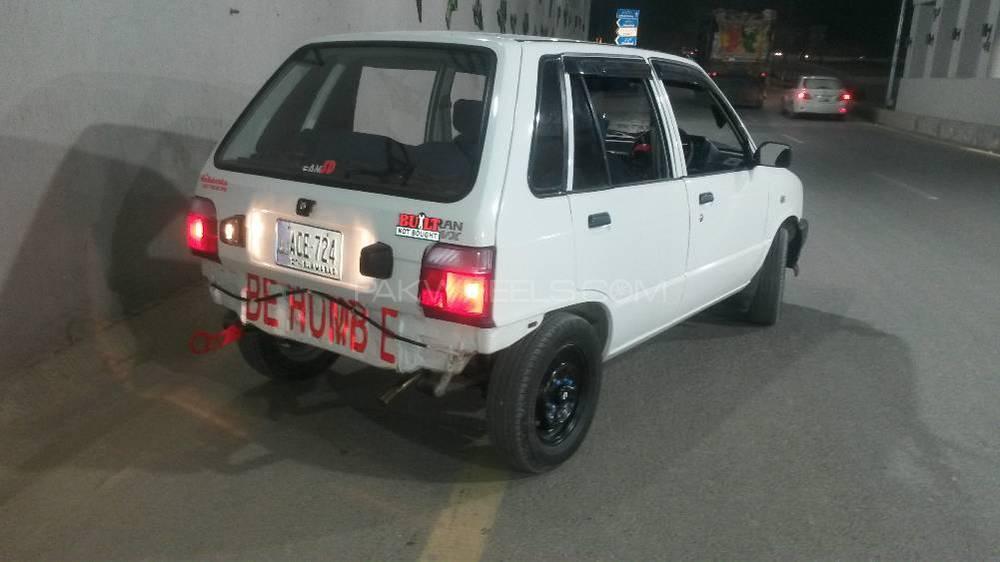 Suzuki Mehran - 2016  Image-1