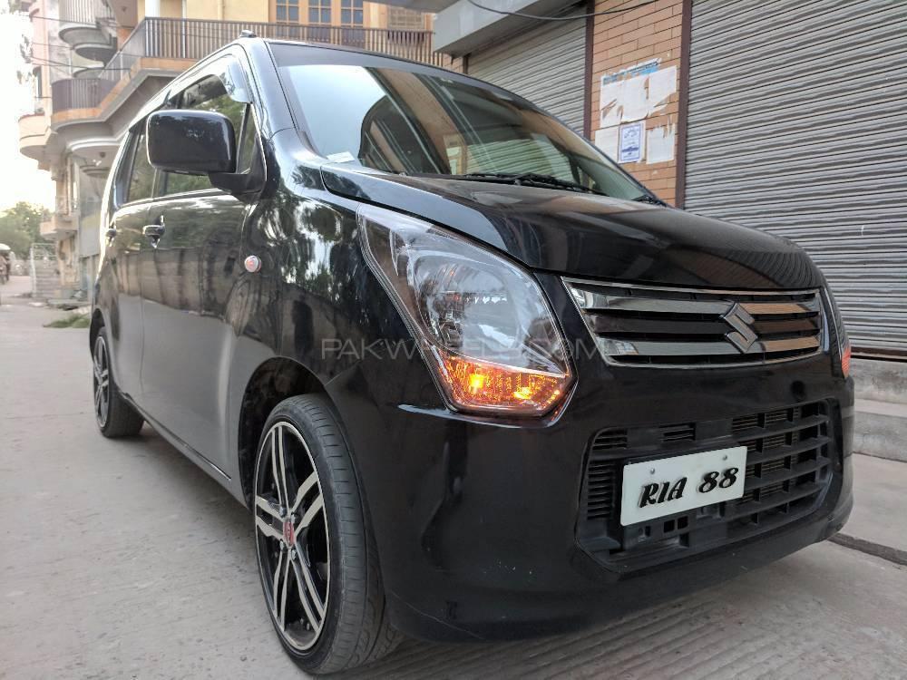 Suzuki Wagon R - 2016  Image-1
