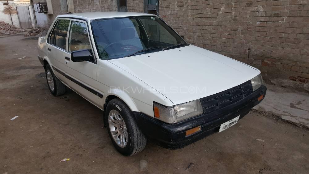 Toyota Corolla - 1985 muzammil khan Image-1