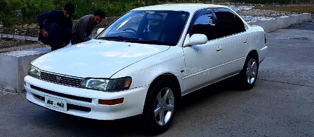 Toyota Corolla - 1994 XE Image-1