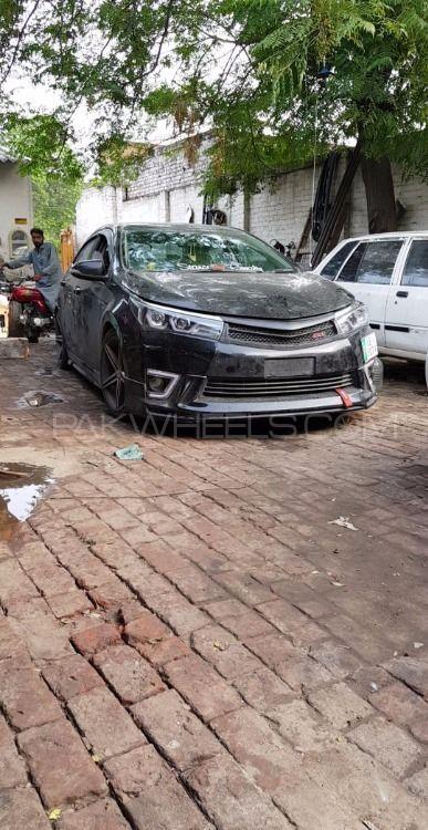 Toyota Corolla - 2016 Jedhavi Image-1