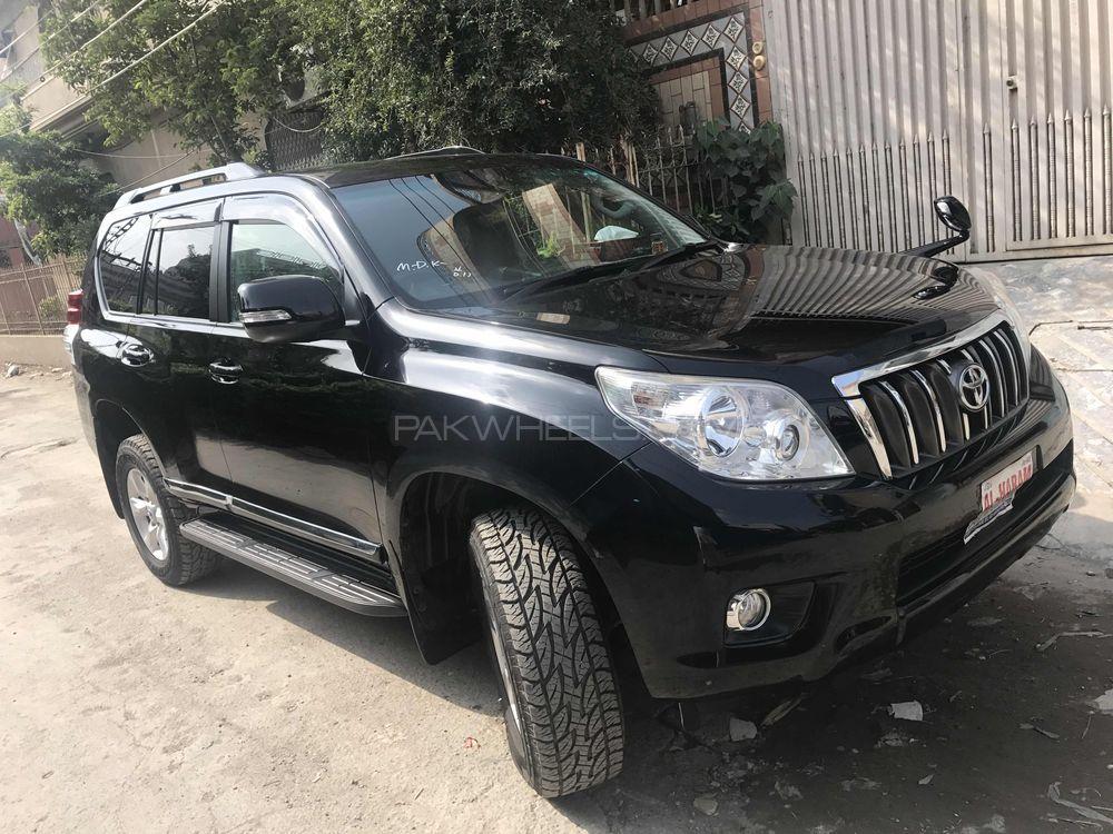 Toyota Prado - 2012 Muhammad Mazhar Nawz Image-1