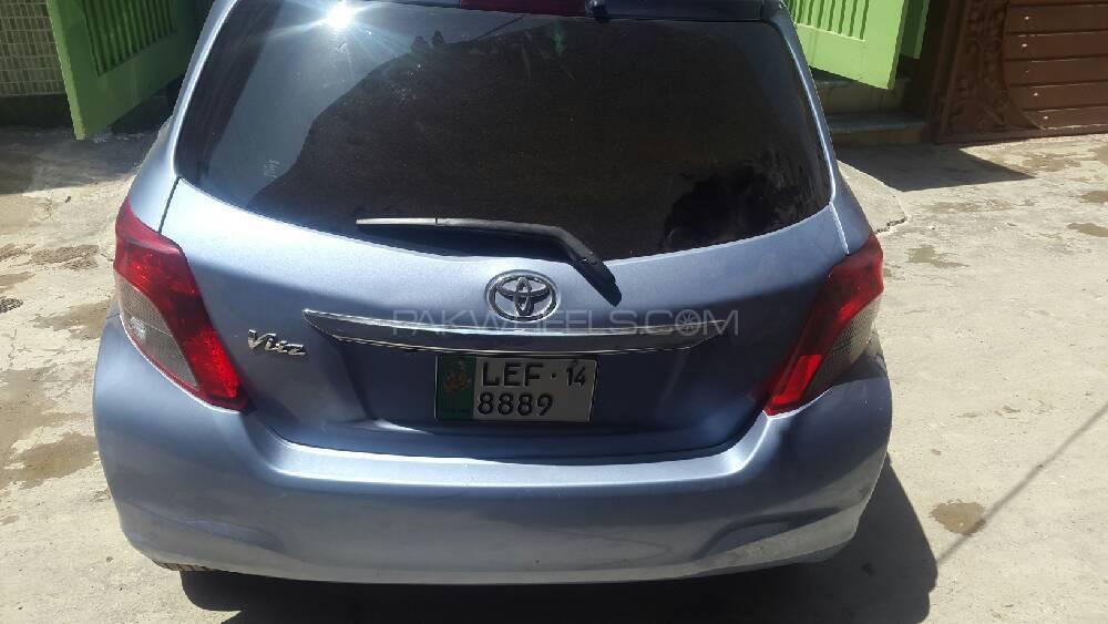 Toyota Vitz - 2013 vitz Image-1