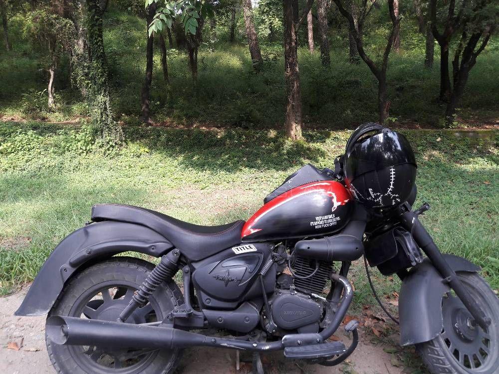 Chinese Bikes 150cc - 2004  Image-1