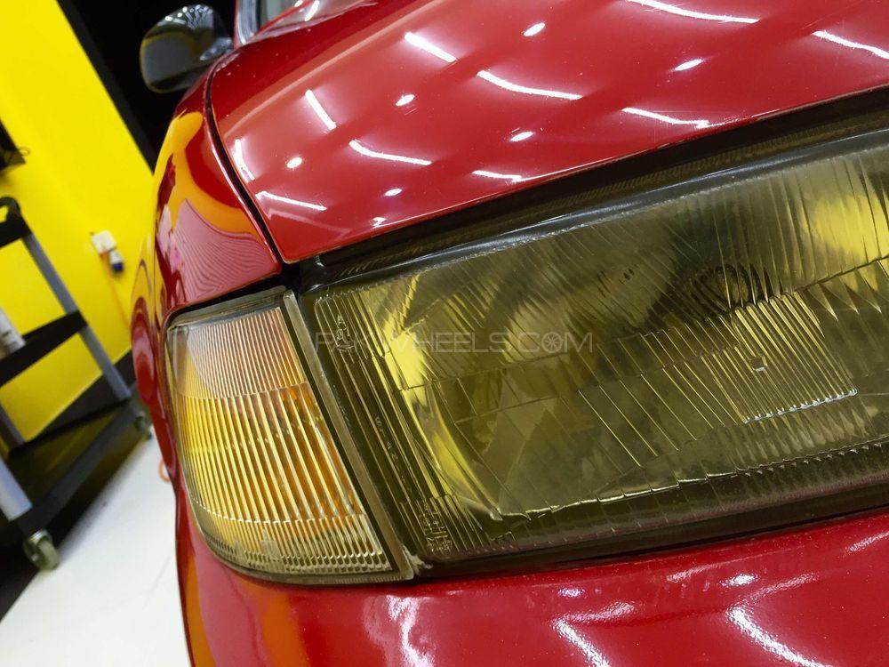 Honda Civic - 1995 tomato Image-1