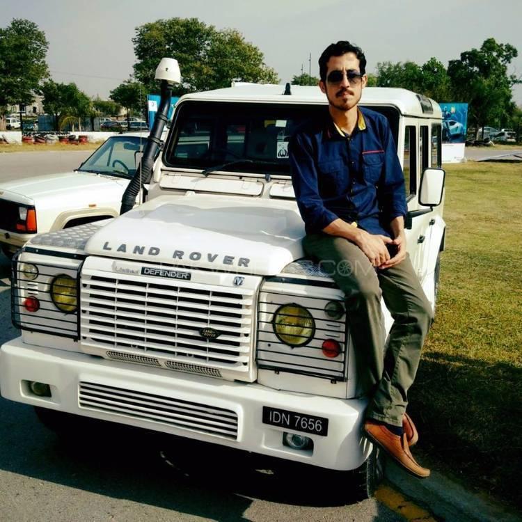 Land Rover Defender - 1998  Image-1