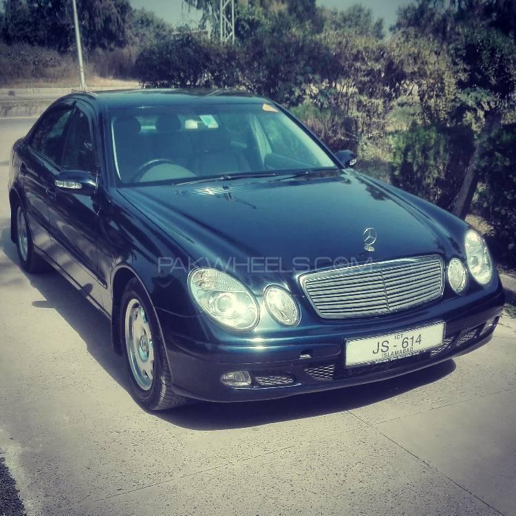Mercedes Benz E Class - 2003  Image-1