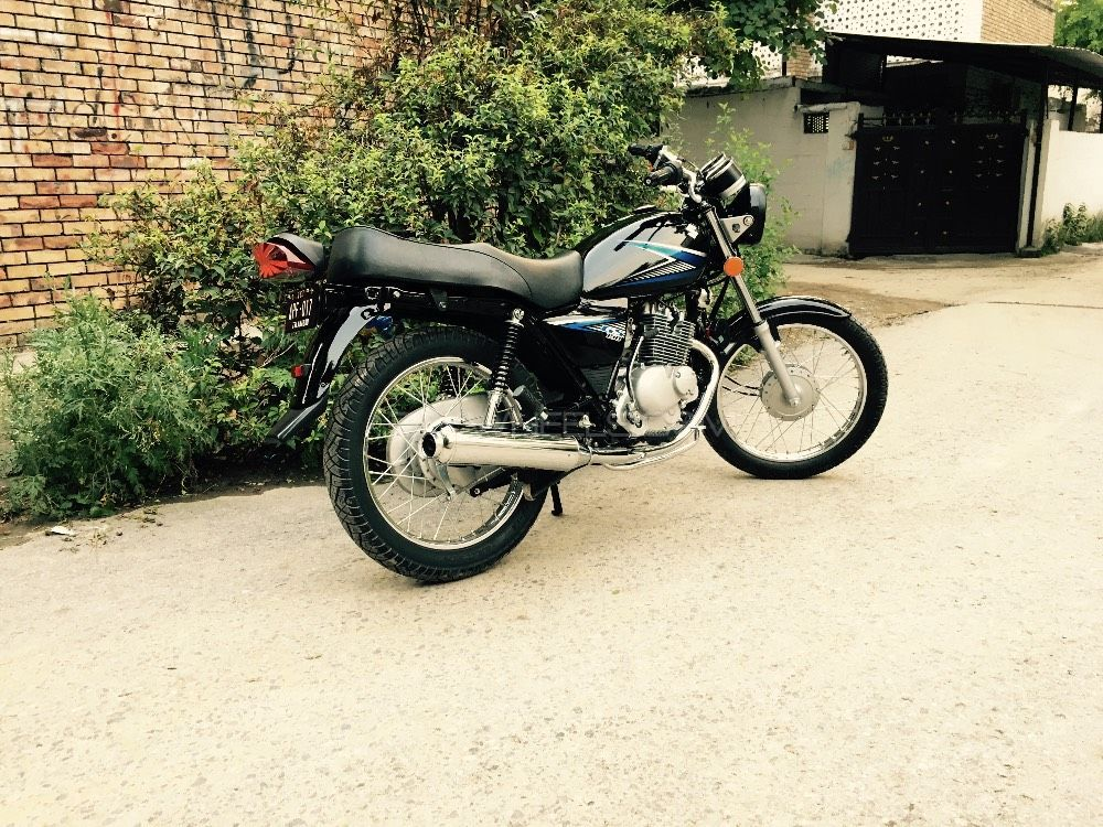 Used Suzuki GS 150 2017 Bike for sale in Faisalabad