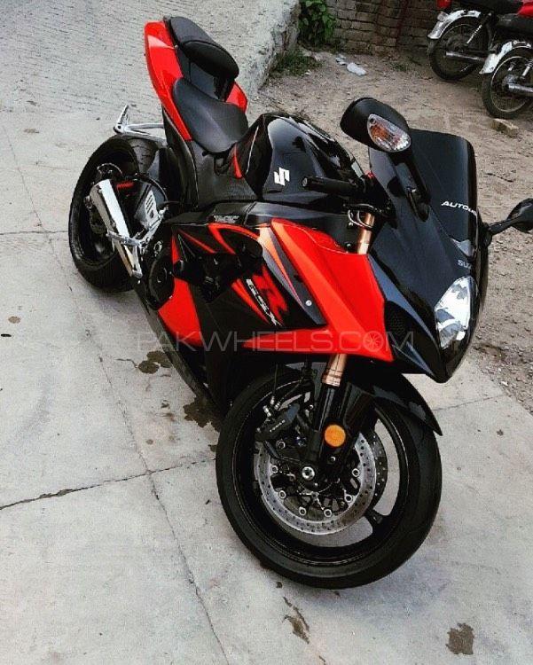 Suzuki GSX-R1000 - 2008  Image-1