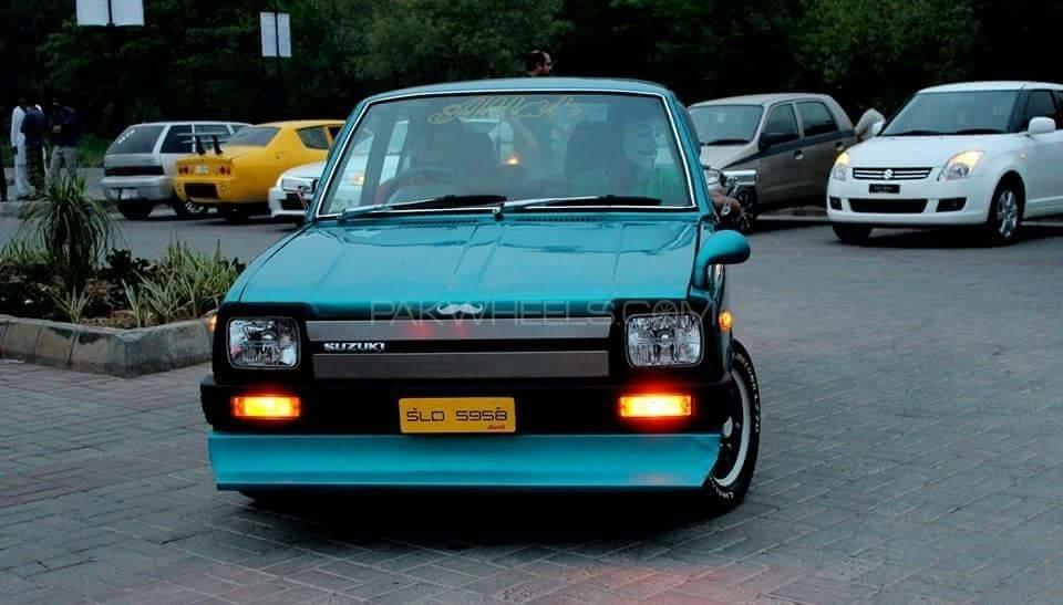 Suzuki FX - 1990  Image-1