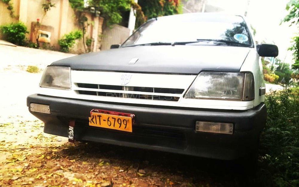 Suzuki Khyber - 1991  Image-1