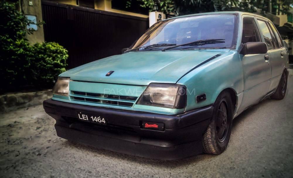 Suzuki Swift - 1989  Image-1