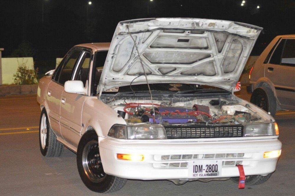 Toyota 86 - 1988  Image-1
