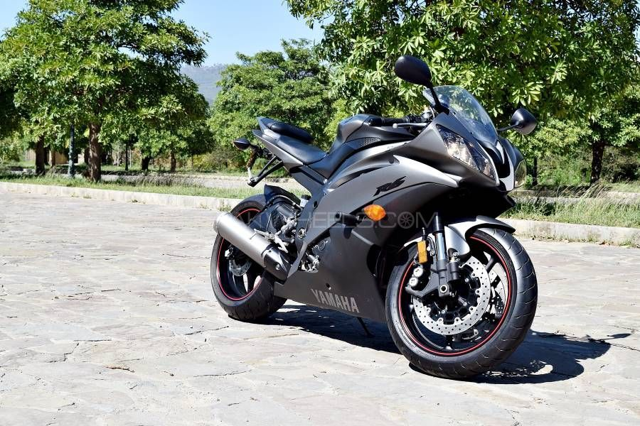 Yamaha YZF-R6 - 2013  Image-1