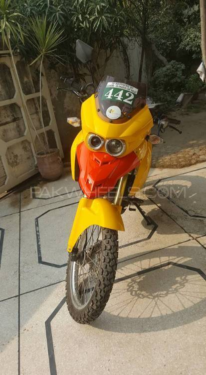 ZXMCO Monster ZX 250-D - 2016  Image-1