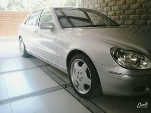 Mercedes Benz S Class - 2005