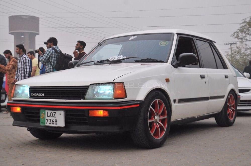 Daihatsu Charade - 1985  Image-1