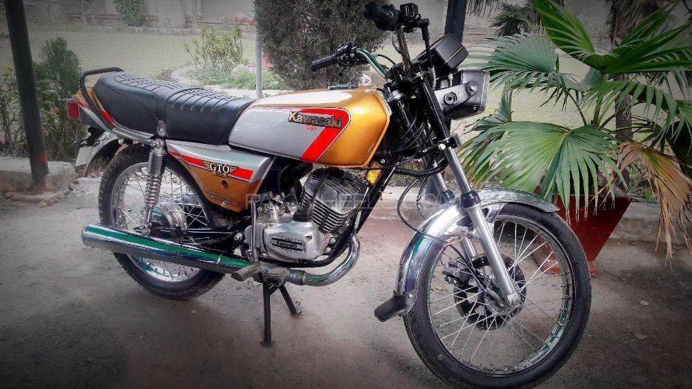 Kawasaki GTO - 1990  Image-1