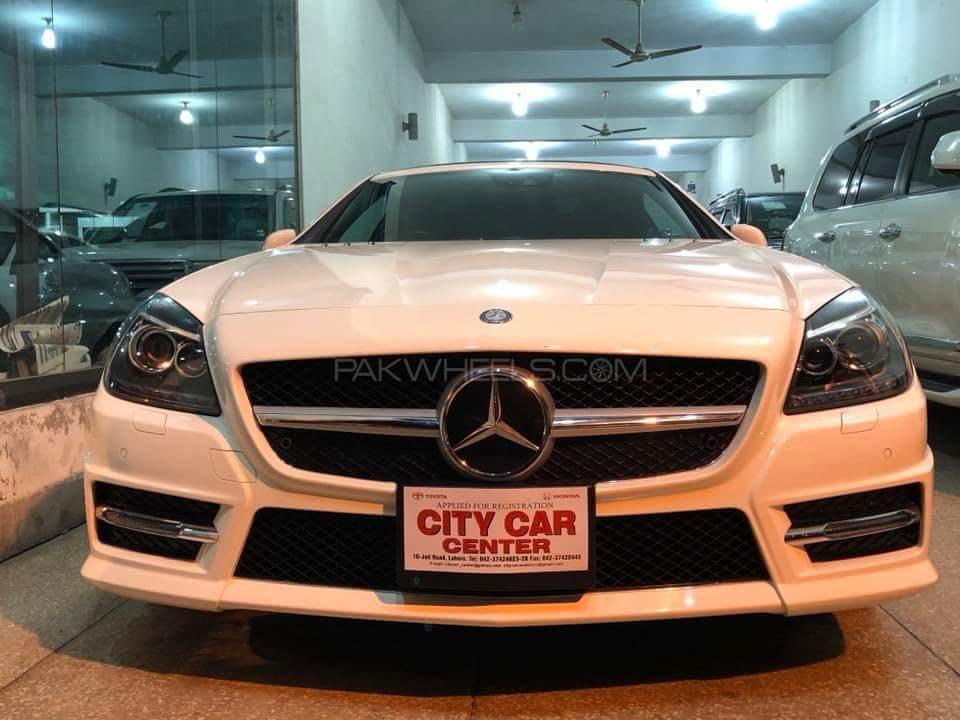 Mercedes Benz SLK Class - 2014  Image-1