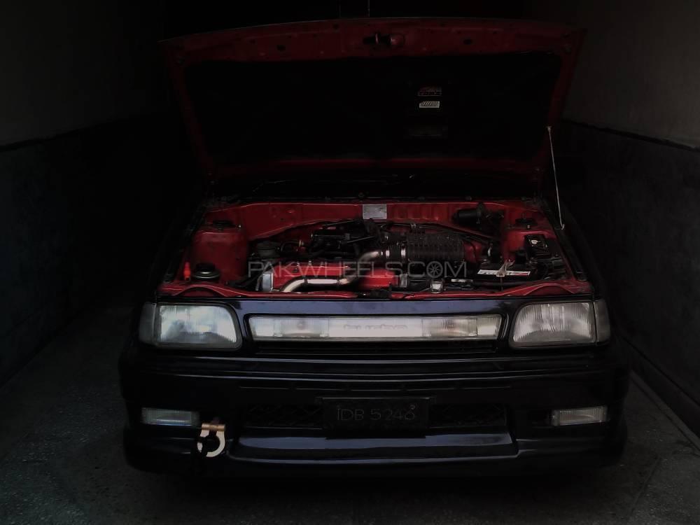 Toyota Starlet - 1991  Image-1