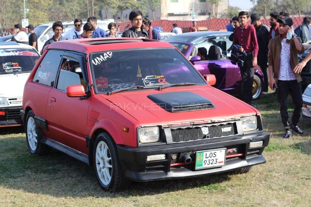Daihatsu Charade - 1990  Image-1