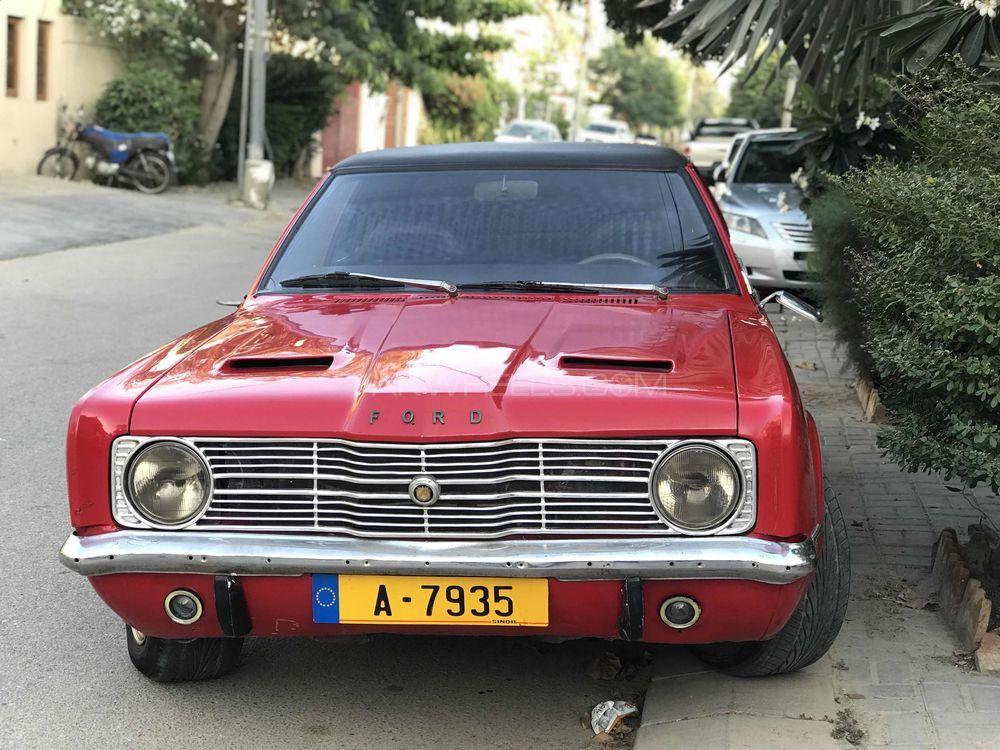 Ford Cortina - 1971 Hamza Image-1
