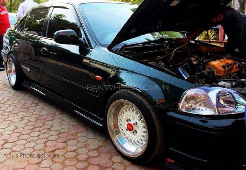 Honda Civic - 1998 Jazz Image-1