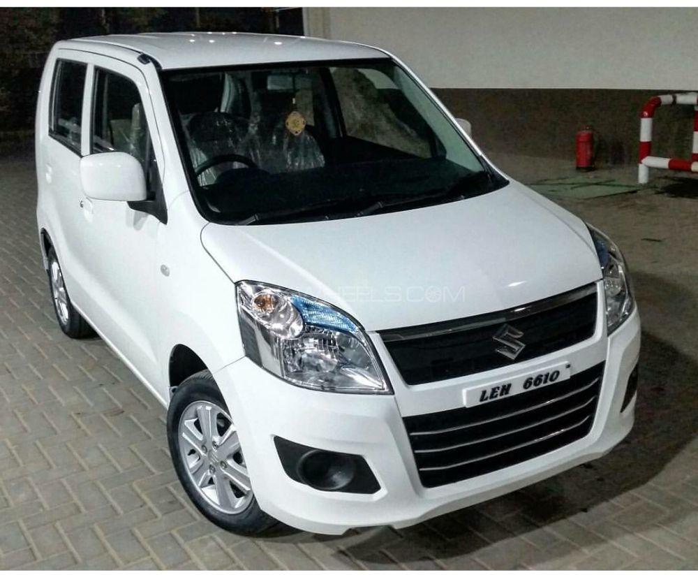 Suzuki Wagon R - 2015  Image-1
