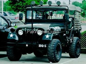 Jeep CJ 5 - 1981