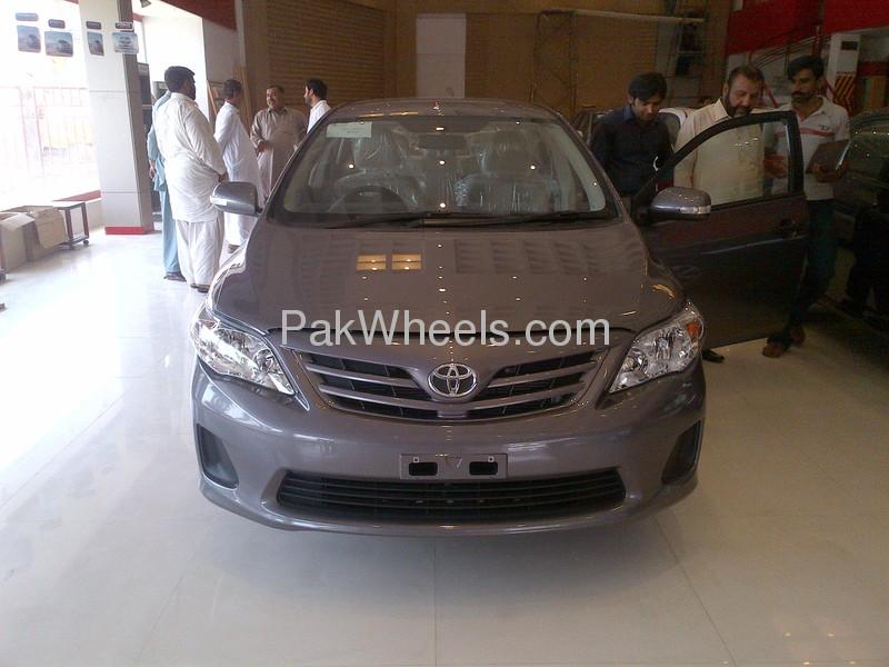Toyota Corolla - 2012 GLi 1.6 A/T Image-1