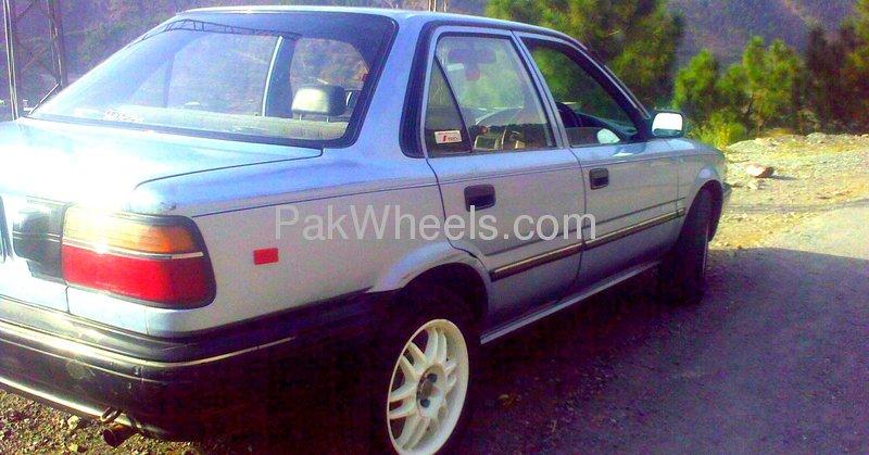 Toyota Corolla - 1988 Ae90 thunder blue  Image-1