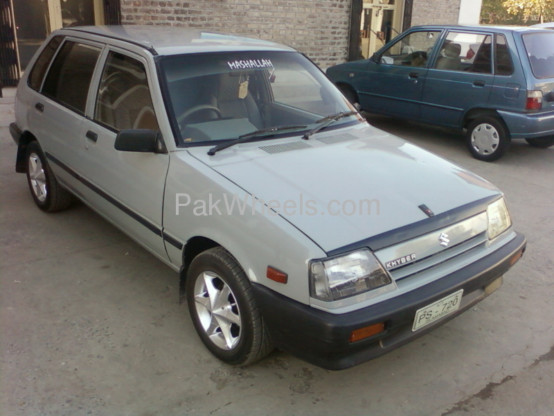 Suzuki Khyber - 1998 LOVELY Image-1