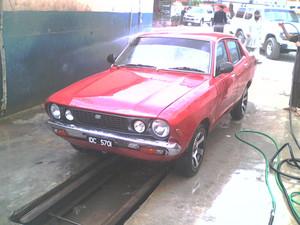 Datsun 120 Y - 1975