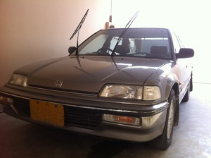 Honda Civic - 1990