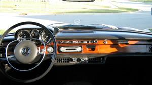 Mercedes Benz S Class - 1972